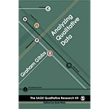 [(Analysing Qualitative Data)] [ By (author) Graham Gibbs ] [April, 2008]