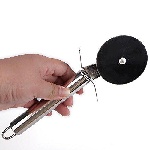 Pizzaschneider Edelstahl Rad Schneide Kuchen Werkzeuge Pizza Küche Gadget