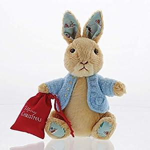 GUND Peter Rabbit 6054395 - Peluche de Conejo, Multicolor
