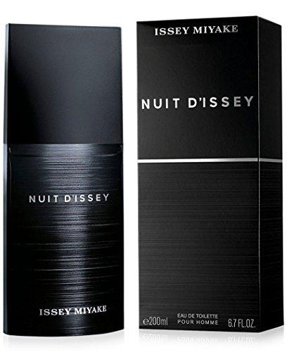 Issey Miyake Nuit D'Issey Men EDT Vaporisateur/Spray für Ihn 200ml