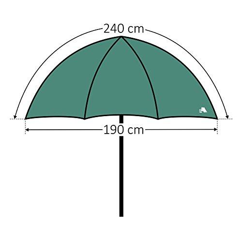 Zoom IMG-1 campfeuer ombrellone da pesca con