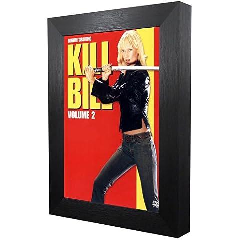 True Utility High Density Styrene True Utility DVD Frame, Black
