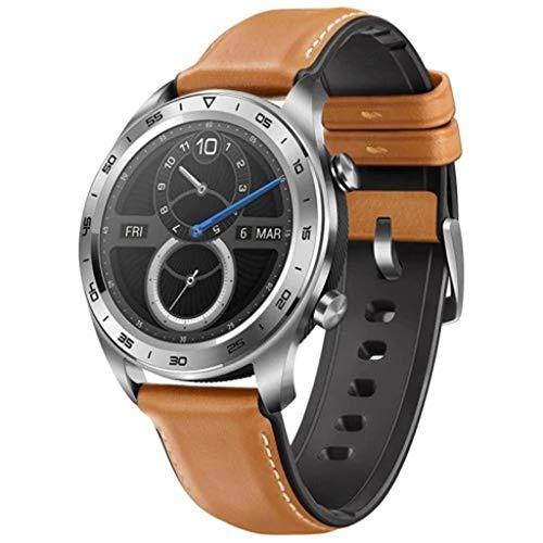 Wokee__ para Huawei Honor Watch Magic Smart Watch - Pantalla Redonda de 1,2 '' HD Monitorización de la frecuencia cardíaca 50 m Impermeable, para Correr/Ciclismo