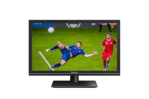 Panasonic TX-24ESW504 Viera 60 cm (24 Zoll) LCD Fernseher (Full HD, 600Hz Bmr, Quattro Tuner, TV auf IP Client, USB Recording)