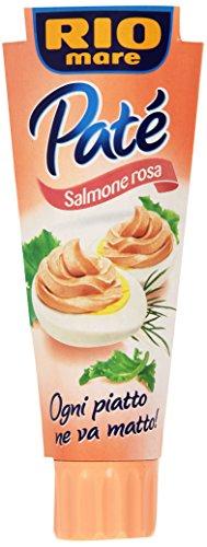 Rio Mare Paté, Salmone Rosa - 100 gr