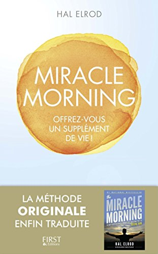 Télécharger Miracle Morning PDF Ebook En Ligne