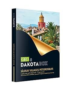 Coffret cadeau - Sejour village pittoresque - Dakotabox