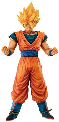 Banpresto Dragonball Z (Dragon Ball Z) - Grandista Resolution of Soldiers - Figure of Goku - 28 cm. - 4983164375428