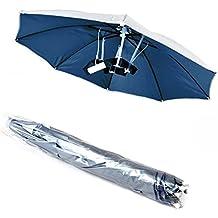 Paraguas manos libres para deportes.