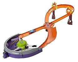 Hot Wheels Lava Race Track