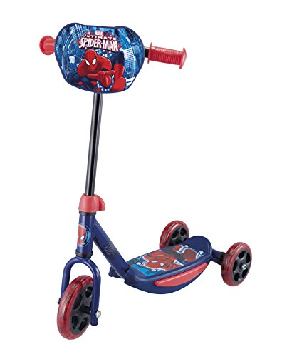 Spiderman - Ntsp3reco-00000 - Trottinette - Eco - Spiderman Ultimate