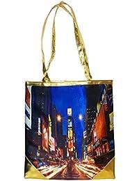 Angelfish Digital Printed Messenger Bag/ Utility Hand Bag - B079N5YN98