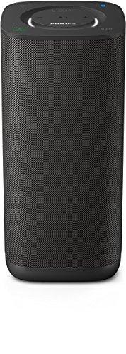 Philips Izzy BM6B Altoparlante Portatile Multiroom, Wireless, Nero