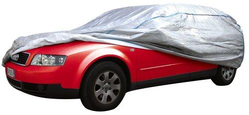 Preisvergleich Produktbild Cora Topcover Tyvek Silver 000136429 Atmungsaktive Auto-Abdeckplane, Modell Fm4