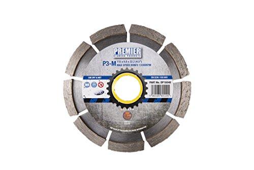 040p3-m Klinge für Mörtel Rechen, silber, 115x 6x 22,2mm ()