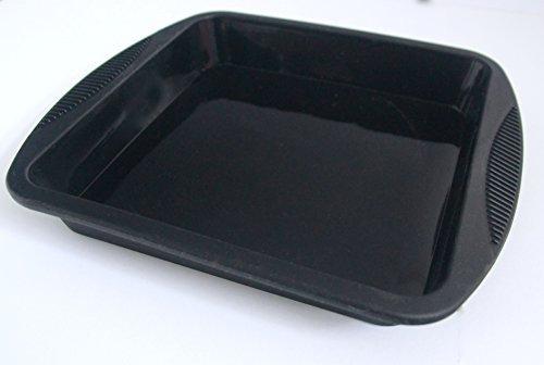 SiliconeCuisine 20,3 cm Coque en silicone Plat Carré - Achetez 1 obtenez 1 gratuit. de qualité supérieure antiadhésif Moules en silicone + 10 ans de garantie