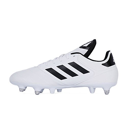 adidas Copa 18.3 SG, Chaussures de Football Homme Weiß (Weiãÿ / Schwarz Ftwwht/Cblack/Tagome)