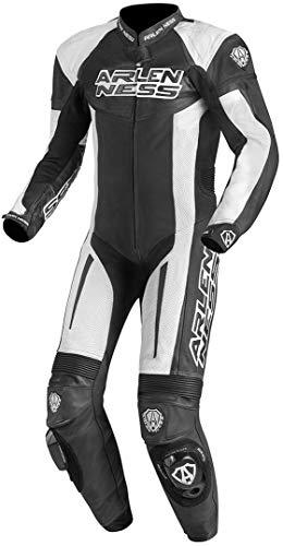 Arlen Ness Monza in pelle combinato eint