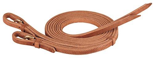 Weaver Leather ProTack Schwerer Gurt Split Zügel, 50-1640, Rost, 5/8