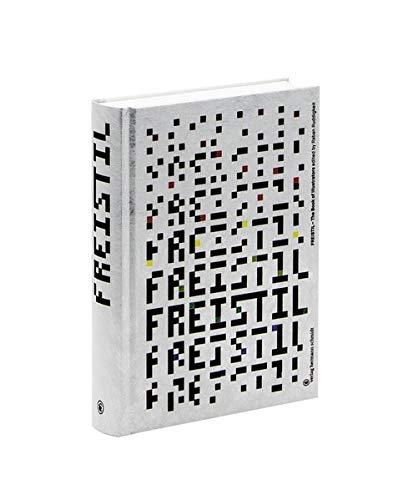 grafik design buecher Freistil 6: Das Buch der Illustratoren