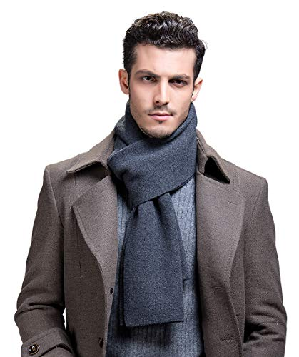 Apparel Accessories Symbol Of The Brand 100% Cotton Scarf Men High Quality Long Fashion Blue Black Color Striped Scarf Luxury Warm Autumn And Winter Scarves Men Scarf Relieving Rheumatism