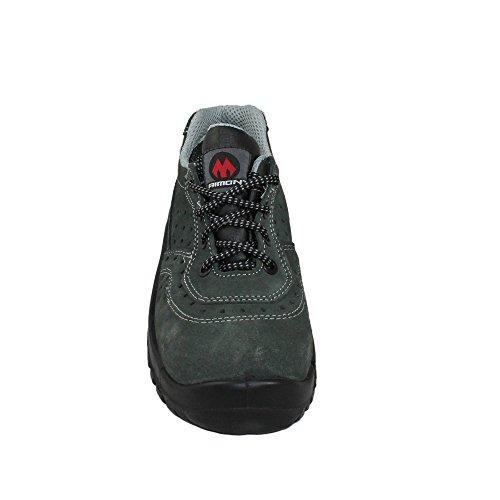 Aimont 71014 s1P sRC chaussures de travail chaussures chaussures berufsschuhe businessschuhe plat vert Vert - Vert