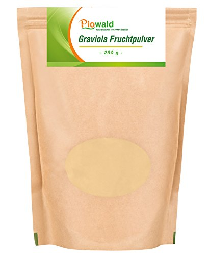 Piowald Graviola Fruchtpulver - 250g