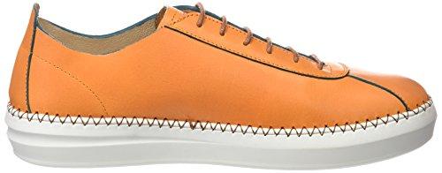 Art Herren 1342 Heritage Tibidabo Sneakers Orange (Mandarin)