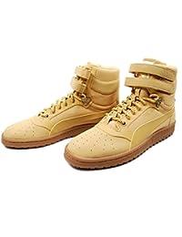 Puma Unisex Sky Ii Hi Weatherproof Tan Sneakers - 9 UK/India (43 EU)(36385902)