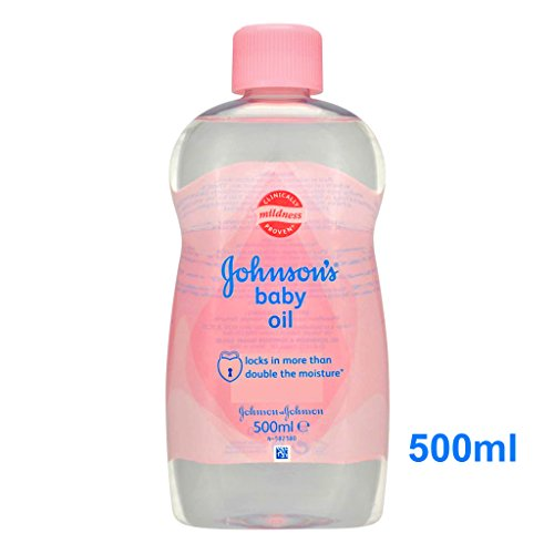 Johnsons Baby Oil 1x 500ml