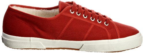 Superga 2750- COBINU S002KI0 Unisex - Erwachsene Fashion Sneakers red-970