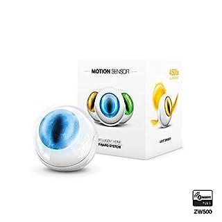 Fibaro FGMS-001 - Sensor de movimiento LED, smart, color blanco y azul (B01CPR7VX4) | Amazon Products