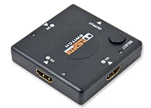 Harjas 3 Port HDMI Switch
