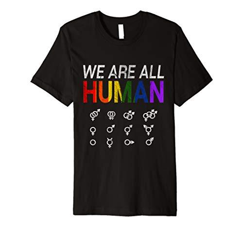 en T-Shirt I Gay Pride LGBT Geschenk ()