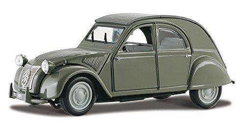 Maisto 31834 - 1952 Citroen 2CV Vintage Modellino, Scala 1:18