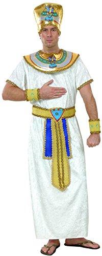 Reír Y Confeti - Ficdes007 - Para adultos traje - Traje Deluxe egipcia - Hombre - Talla XL