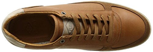 Palladium Herren Dabster Gln Sneaker Braun - Marron (143 Cognac)