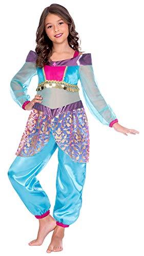 ian Genie Princess Dancer Book Day Karneval International TV Film Kostüm Outfit 4-12 Jahre ()
