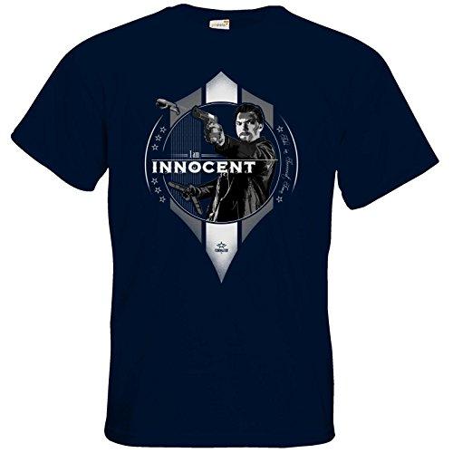getshirts - Tobinator Official Merchandise - T-Shirt - TTT Navy