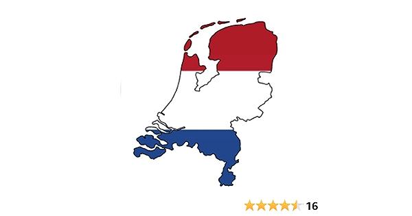 Auto Aufkleber Car Sticker Nederland Niederlande Holland Netherlands Konturgeschnitten Ca 22 Cm Auto