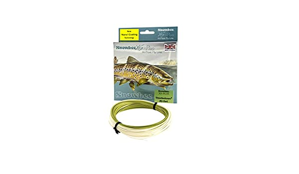 Unbekannt Snowbee XS-Plus Distel Down Floating Fly Line