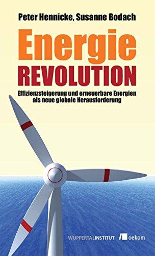 Energierevolution: Effizienzsteigerung und erneuerbare Energien als neue globale Herausforderung
