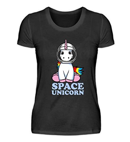 EBENBLATT Astronaut Einhorn Space Unicorn Weltall Kuscheltier Party Kostüm Geschenk Geschenkidee - ()