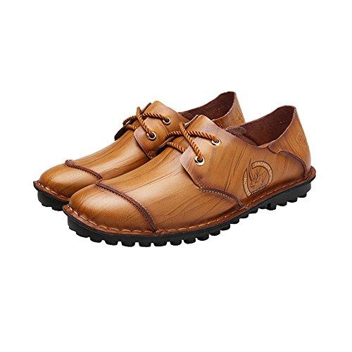 Lisianthus002 , Herren Mokkasins Light Brown-2