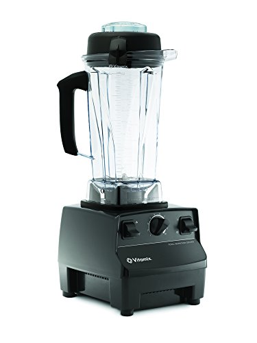 Vitamix Total Nutrition Center Blender, 2 L- Black