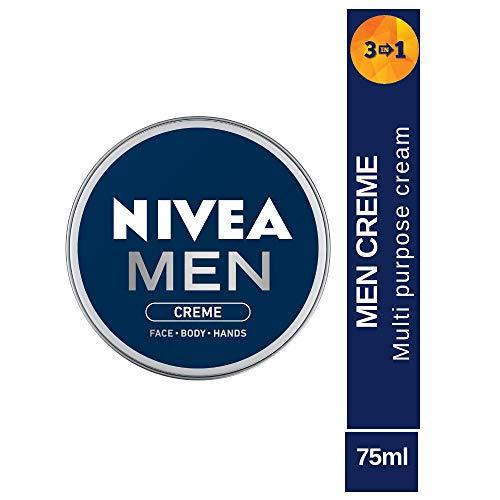 Nivea Men Moisturiser Cream, 75ml