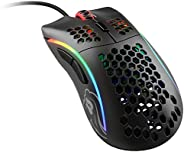 Glorious PC Gaming Race Model D Gaming-Maus - schwarz, matt