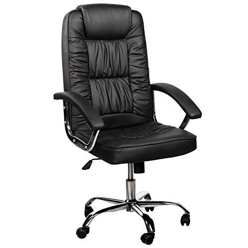 Trisens Bürostuhl Gamingstuhl Racing Chair Chefsessel mit Wippfunktion bis 150kg