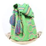 Wayuu Mochila, Bolsos Colombianos Artesanales con motivos tribales, tanto para mujer como para...