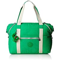 Kipling ART M Medium Travel Tote (Green)